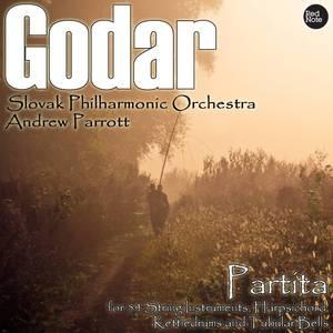 Godar: Partita for 54 String Instruments, Harpsichord, Kettledrums and Tubular Bells
