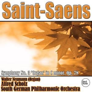 Saint-Saens: Symphony No. 3 'Organ' in C minor, Op. 78