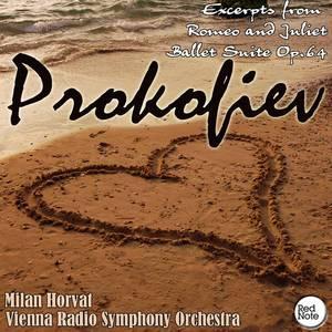 Prokofiev: Excerpts from Romeo and Juliet Ballet Suite Op.64