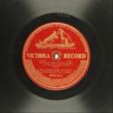 Il trovatore. Mira d'acerbe lagrime / Verdi, comp. ; Emma Eames, S ; Emilio De Gogorza, BAR ; Victor orchestra