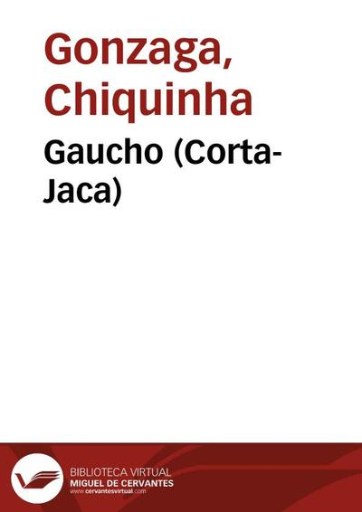 Gaucho (Corta-Jaca)