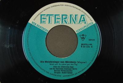 Die Meistersinger von Nürnberg / Auswahl