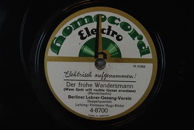 Lieder, op. 75 / Auswahl
