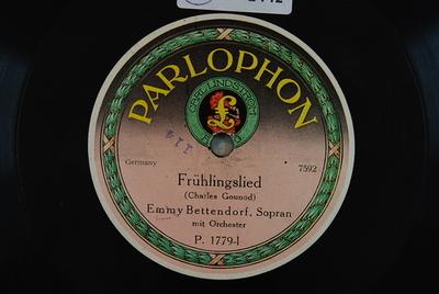 Frühlingslied / Liebesfeier Frühlingslied / (Charles Gounod)