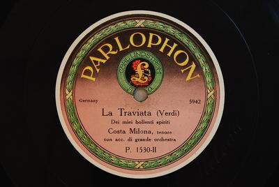 La Traviata <De' miei bollenti spiriti>