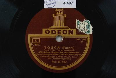 Tosca / Auswahl