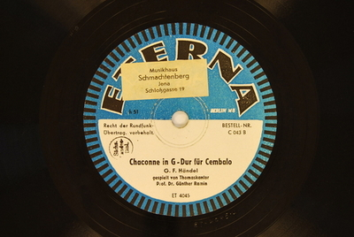 Concerti grossi, HWV 312 - 317 <Konzert HWV 316, 3. Satz>