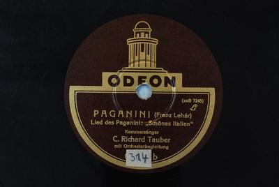 Paganini / Auswahl