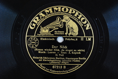 Balladen, op. 129 <Der Nöck> / Auswahl