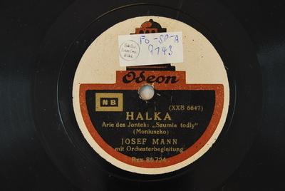 Halka / Auswahl