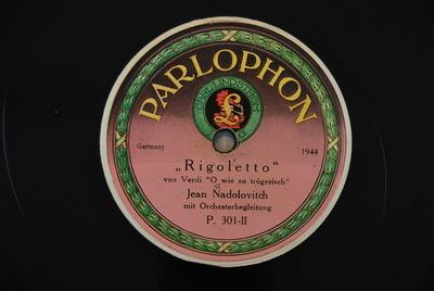 Rigoletto / Auswahl