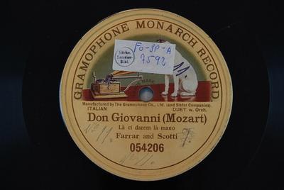 Don Giovanni <Là ci darem la mano>