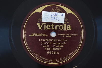 La Giaconda <Suicidio>
