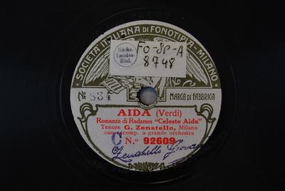 Aida <Celeste Aida>