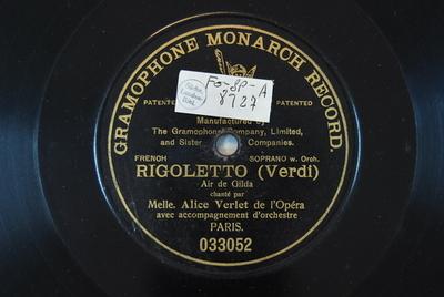 Rigoletto <Caro nome>