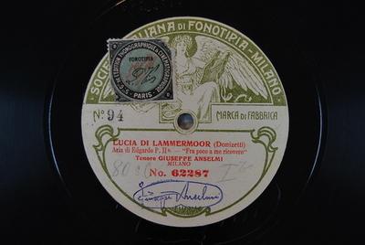 Lucia di Lammermoor <Fra poco a me ricovero>
