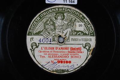 L' elisir d'amore / Auswahl
