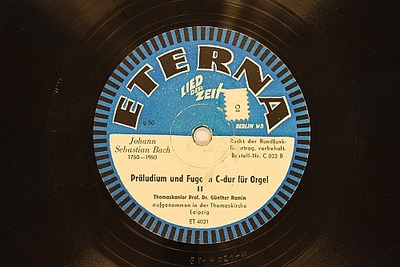 Präludien und Fugen, Org, BWV 545