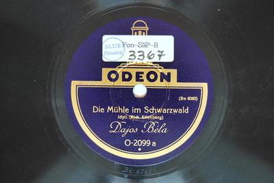 Die Mühle im Schwarzwald : Idyll [op. 52] / (Rich. Eilenberg)