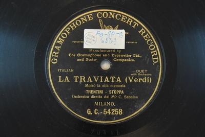 La Traviata / Auswahl