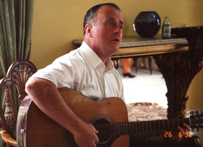 Songs sung by Christy Moore