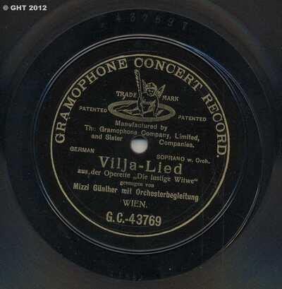 Vilja-Lied