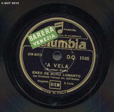 'A Vela