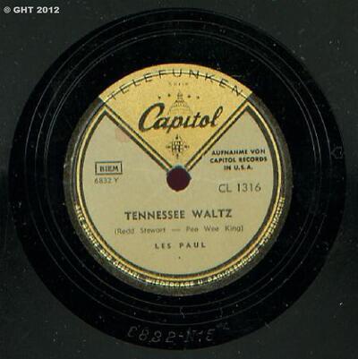 Tenessee Waltz
