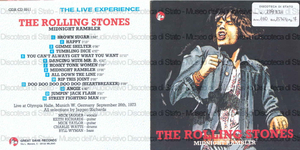 The Rolling Stones : Midnight rambler