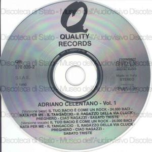 Adriano Celentano : Vol. 1