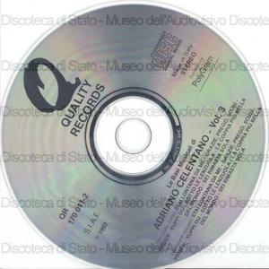 Adriano Celentano : vol. 3