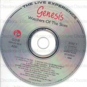 Watchers of the skies / Genesis