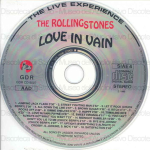 Love in vain / The Rolling Stones