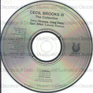 The collective / Cecil Brooks III, Gary Thomas, Greg Osby, Geri Allen, Lonnie Plaxico