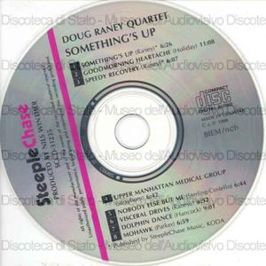 Something's up / Doug Raney Quartet