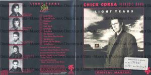 Light years / Chick Corea elektric band