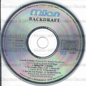 Backdraft : Music from the original motion picture soundtrack / Hans Zimmer ; Bruce Hornsby, The Range