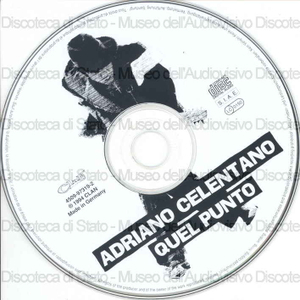 Quel punto / Adriano Celentano
