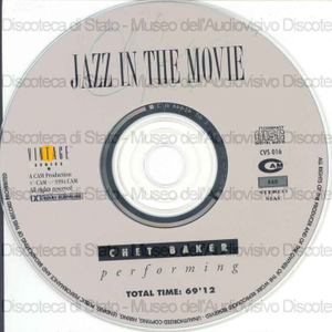 Jazz in the movie : Chet Baker performing
