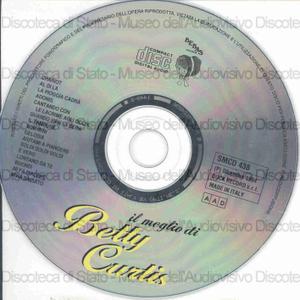 Betty Curtis : il meglio di