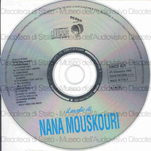 Nana Mouskouri : il meglio di
