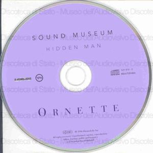 Sound Museum : Hidden Man / Ornette Coleman