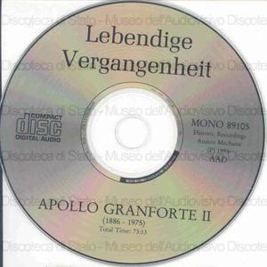 Apollo Granforte : 2.