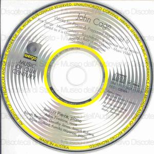 Works for piano & prepared piano : vol. IV / John Cage ; Joshua Pierce, piano ; Adria Firestone, voice ; Borah Bergman, Dorothy Jonas, Joseph Kubera, Myra Melford, Fumiko Miyanoo, piano