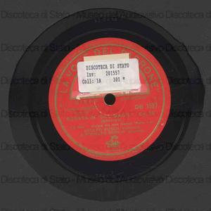 Sonata in Sol Magg. : op. 78 / Bramhms ; Adolfo Busch, violinista ; Rodolfo Serkin, pianista