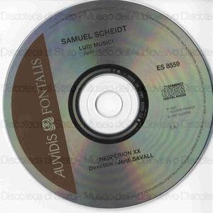 Ludi Musici / Samuel Scheidt ; Hespèrion XX ; direction: Jordi Savall