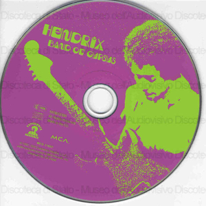 Band of gypsys / Hendrix