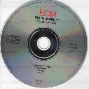 Paris Concert / Keith Jarrett