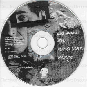 An american diary / Mike Mainieri