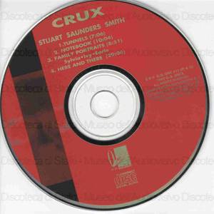 Crux / Stuart Saunders Smith